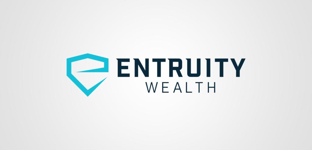 Entruity Wealth Logo Design Silver Addy Award for MADE