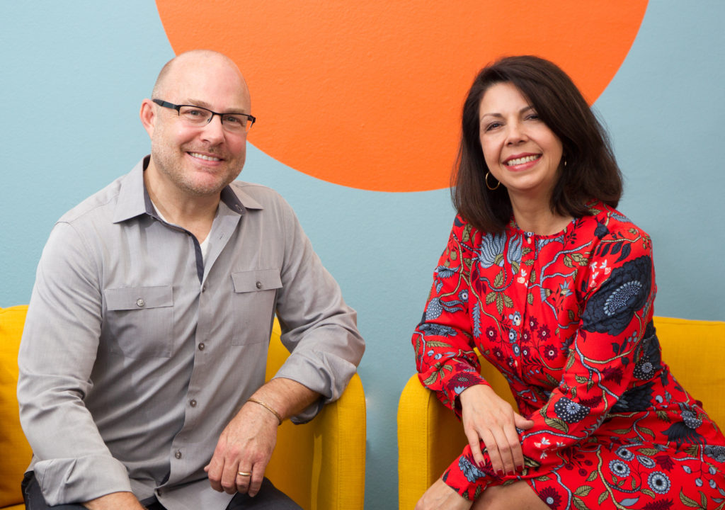Allen Reed and Michelle Ledford of MADE