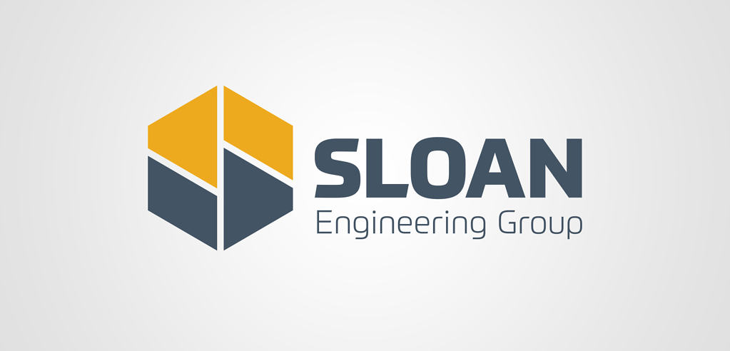 Sloan Engineering Group Logo Design Silver Addy Award for MADE