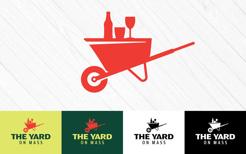 The Yard On Mass Logo Family