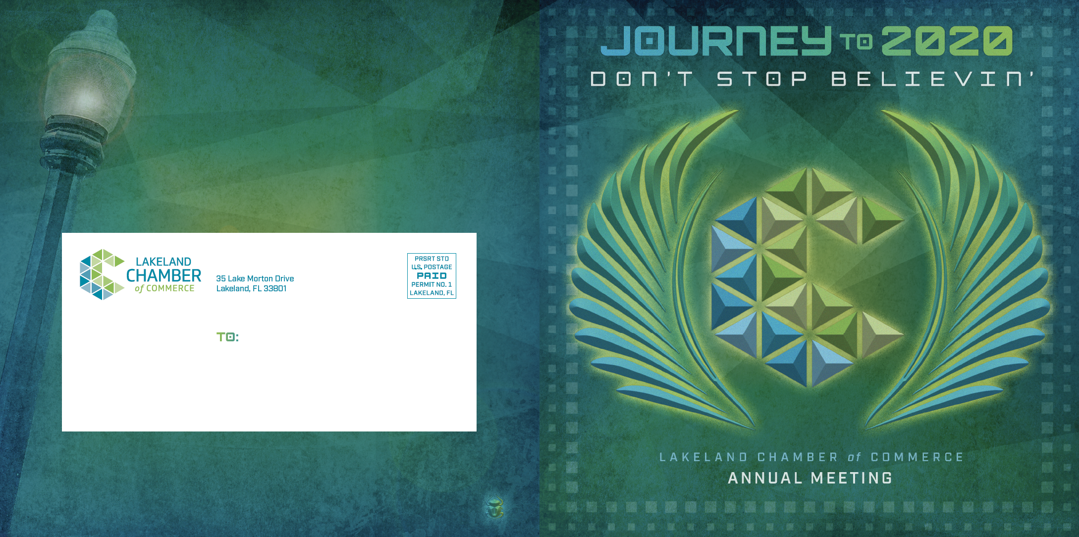 Journey to 2020 Invitation