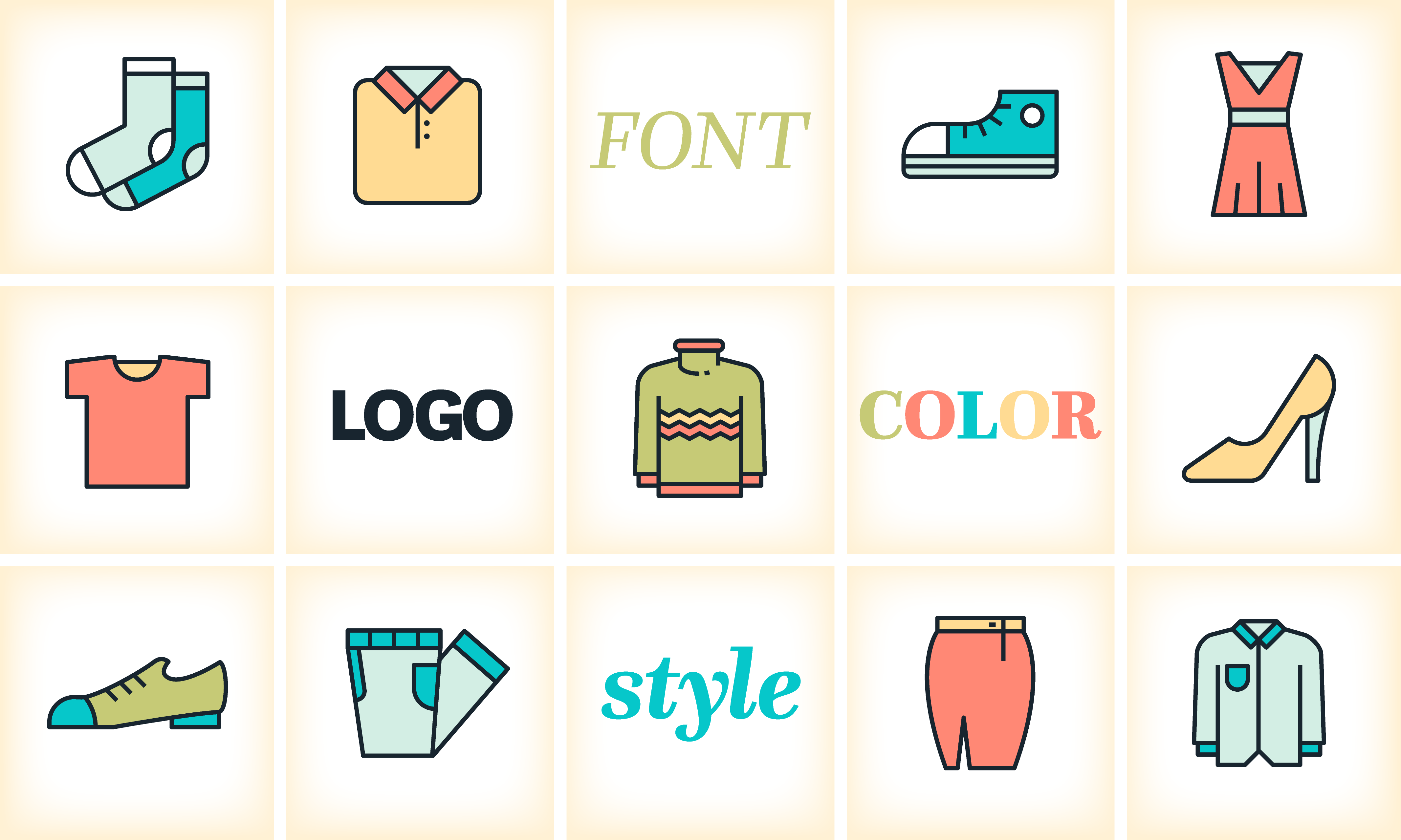 4 Essentials You Need In Your Brand Identity Wardrobe